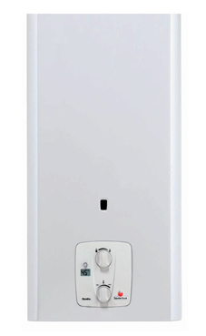 Saunier-duval modelo Opalia C 14 E v2 calentador de gas natural tiro natural